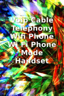 Voip Cable Telephony Wifi Phone Wi Fi Phone Mode Handset