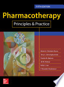 Pharmacotherapy Principles and Practice  Fifth Edition