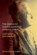 The Origins of the Philosophy of Symbolic Forms