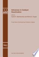 Advances in Catalyst Deactivation Book