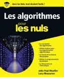 Les algorithmes pour les Nuls grand format Pdf/ePub eBook
