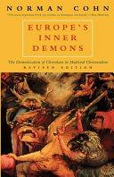 Pdf Europe's Inner Demons