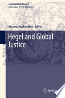 Hegel And Global Justice