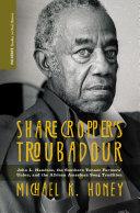 Sharecropper's Troubadour