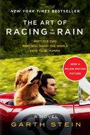 The Art of Racing in the Rain Tie-in image