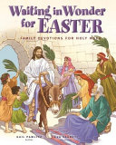 Waiting in Wonder for Easter Book