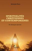 Pdf Spiritualités chrétiennes et contemporaines Telecharger