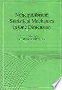 Nonequilibrium Statistical Mechanics in One Dimension