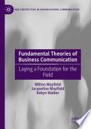 Fundamental Theories of Business Communication