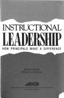 Instructional Leadership Book
