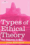 Pdf Types of Ethical Theory (Two Volumes in One) Telecharger