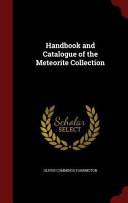 Handbook and Catalogue of the Meteorite Collection