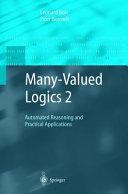 Many Valued Logics 2