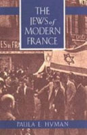 Pdf The Jews of Modern France Telecharger
