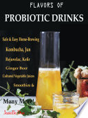 Flavors of Probiotic Drinks Book