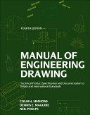 Pdf Manual of Engineering Drawing