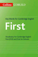 Key Words for Cambridge English - First