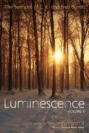 Luminescence  Volume 1