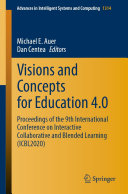 Visions and Concepts for Education 4 0