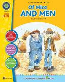 Of Mice and Men - Literature Kit Gr. 9-12 Pdf/ePub eBook