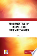 Fundamentals Of Engineering Thermodynamics Book PDF