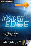 The Insider Edge Book