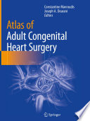 Atlas of Adult Congenital Heart Surgery
