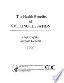 Health Benefits of Smoking Cessation