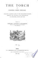 Torch and Colonial Book Circular Book