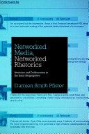 Networked Media, Networked Rhetorics Pdf/ePub eBook