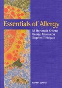 Essentials of Allergy Book