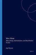 Pdf Men Alone