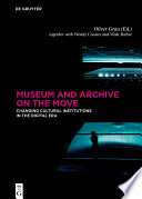 Museum and Archive on the Move Book
