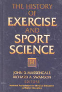 The History of Exercise and Sport Science Book