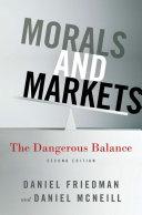 Morals and Markets Pdf/ePub eBook