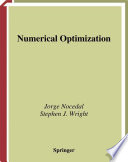 Numerical Optimization Book