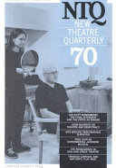 New Theatre Quarterly 70  Volume 18  Part 2
