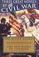 Three Great Novels of the Civil War