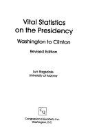 Vital statistics on the presidency