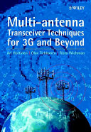 Multi antenna Transceiver Techniques for 3G and Beyond