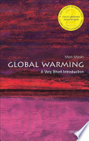 Global Warming A Very Short Introduction Book PDF