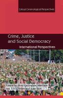 Crime, Justice and Social Democracy [Pdf/ePub] eBook
