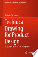 Technical Drawing for Product Design Book