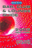 Shecky s Bar  Club And Lounge Guide 2005