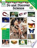 Do and Discover Science  Grades PK   1 Book