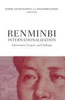 Renminbi Internationalization