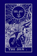 XIX the Sun  Tarot Card Journal  6 X 9 Inch Matte Softcover Paperback Notebook with 120 Blank Lined Pages