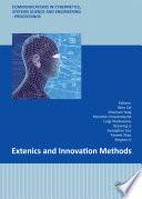 Extenics and Innovation Methods
