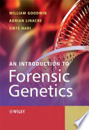 An Introduction To Forensic Genetics Book PDF
