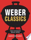 Weber Classics Book